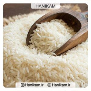 برنج سفید درجه یک